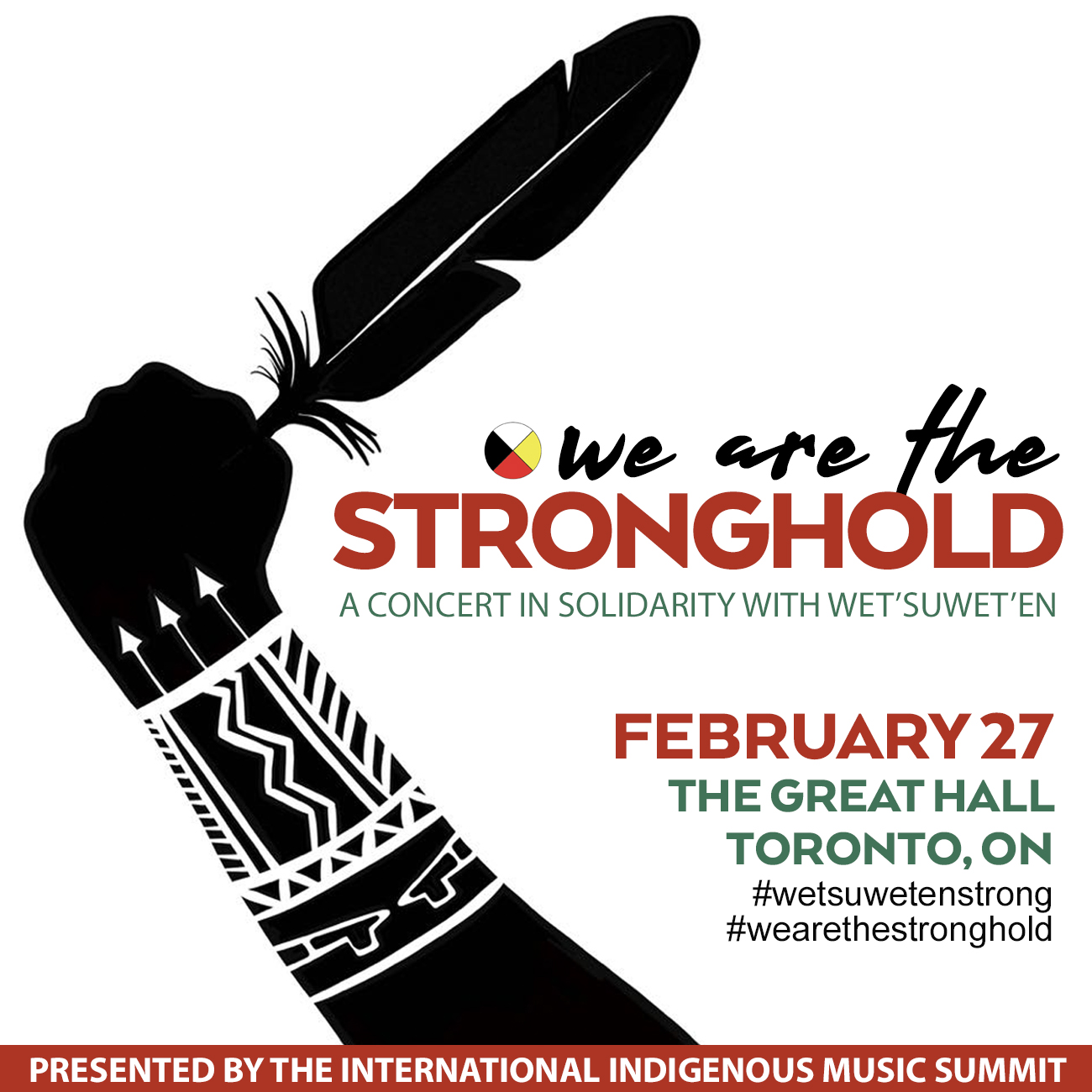 We Are the Stronghold - Feb 27